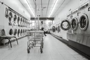 монтаж пералня