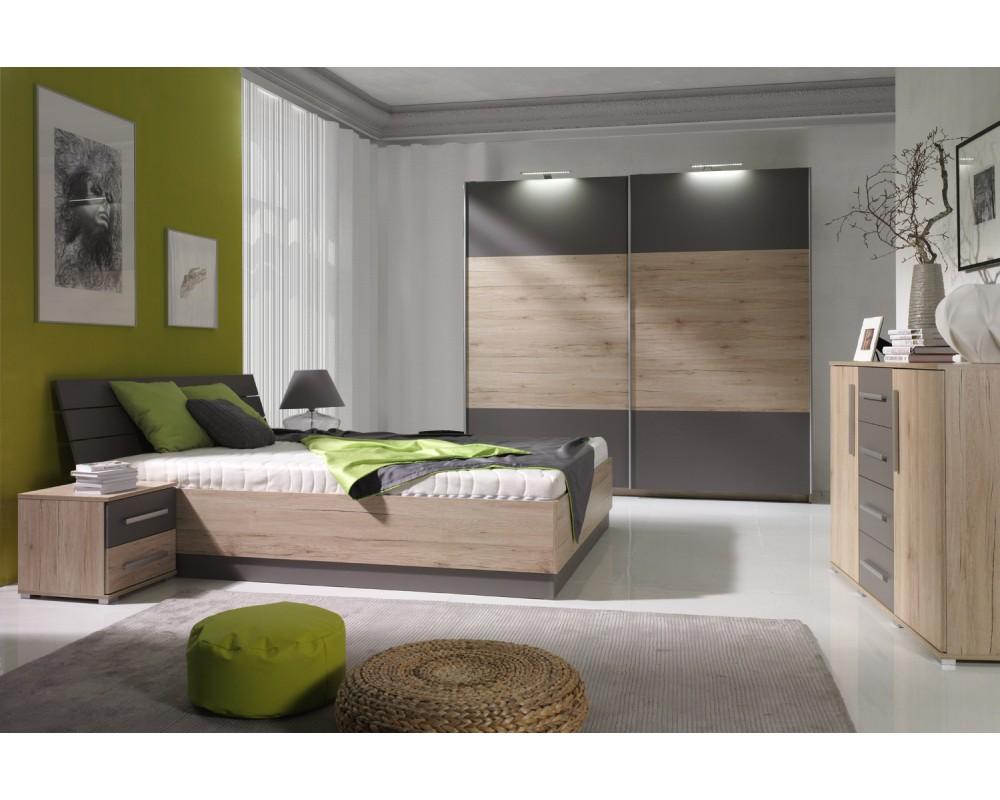 модерен спален комплект