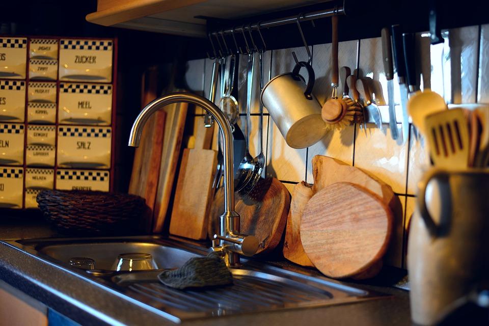 кухненски смесител